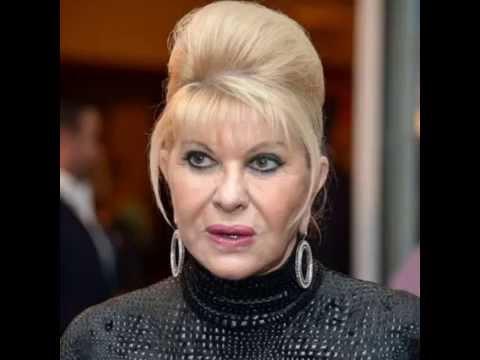 Ivana Trump Wants To Be An Ambassador Of Czech Republic