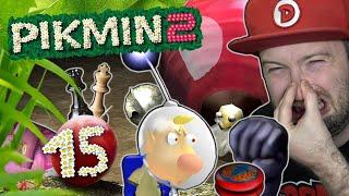 Boss KACKT & FURZT uns zu Tode?! (KEIN CLICKBAIT) 🌸 PIKMIN 2 (NEW PLAY CONTROL!) 🌸 #15