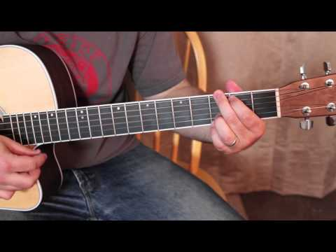 Tom Petty - American Girl - guitar lesson - how to play acoustic songs on guitar tutorial