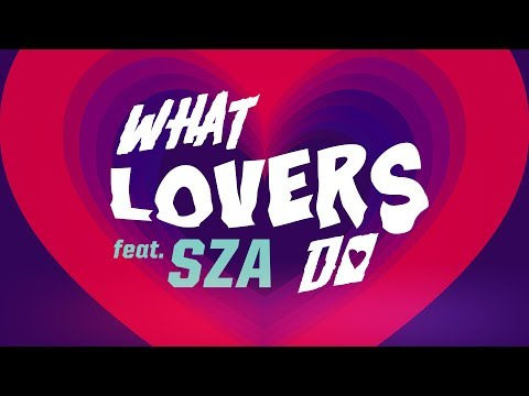 Maroon 5 - What Lovers Do ft. SZA | Lyric Video