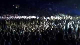 Depeche Mode -  Walking in My Shoes, Minsk (Belarus) 29.07.2013, Delta Machine tour Resimi