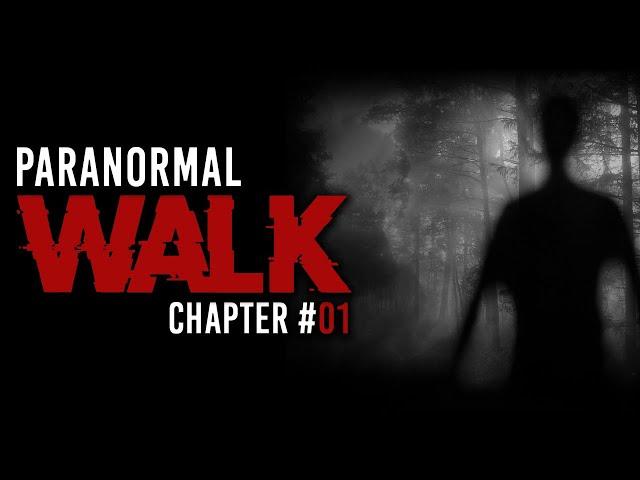 Une maison mystérieuse… Mais qui y a-t-il dedans ? - Paranormal Walk