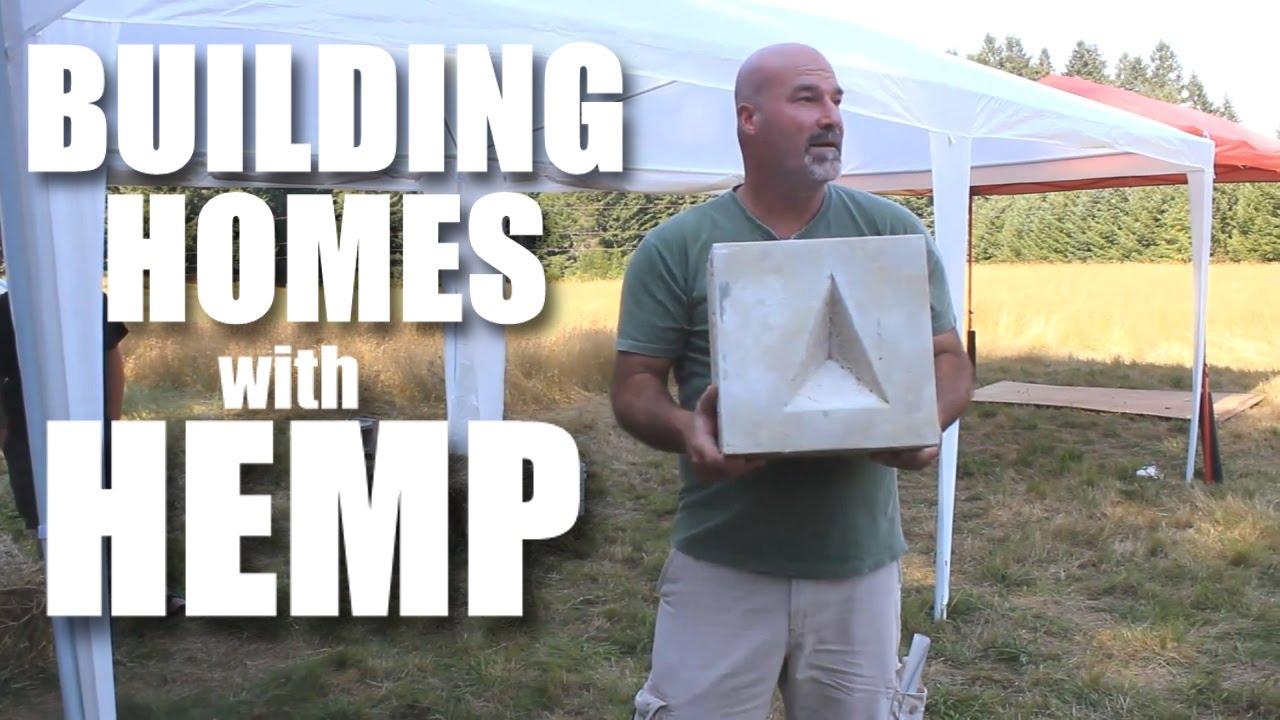 hemp adobe homes by kevin hodge youtube
