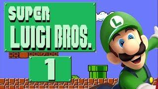 Let's Play Super Luigi Bros. Part 1: Er wusste nichts vom Game Over Verbot :O [ENDE]