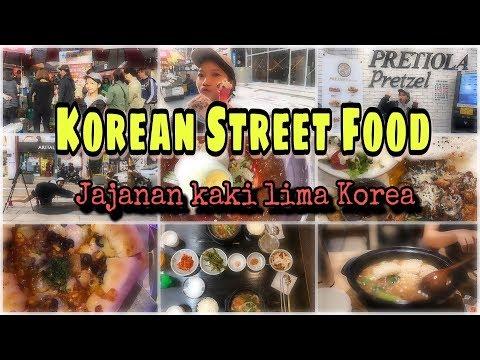KOREAN STREET FOOD | JAJANAN KAKI LIMA KOREA !! (BUSAN, NAMPO-DONG)