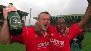 Neil Redfearn's Memories of Barnsley Football Club!