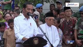 VIDEO: Pidato Kemenangan, Jokowi: Pembangunan Harus Adil dan Merata - JPNN.COM