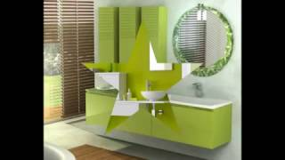 Top 21 Ways t๐ Use Pantone's #1 Color Greenery in Your Bathroom