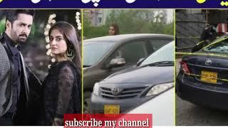 Deewangi episode 33 | karachi stock exchange | areeba studio | deewangi car use in stock exchange