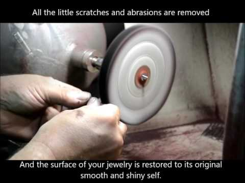 HOW TO RHODIUM PLATE JEWELRY COMPLETE PROCESS BY CLAUDIA'S JEWELRY INC