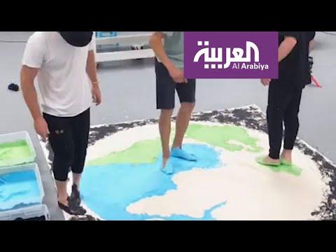 صباح العربية | أميركيان يرسمان بأقدامهما ويأسران المواقع  - نشر قبل 50 دقيقة