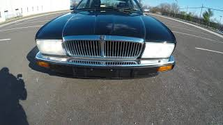 4K Review 1994 Jaguar XJ6 Sovereign Virtual Test-Drive and Walk-around