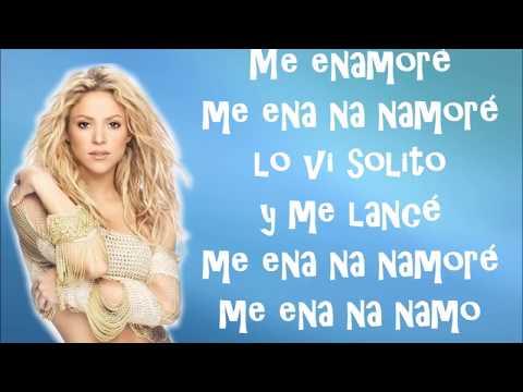 Me Enamoré   Shakira Letra