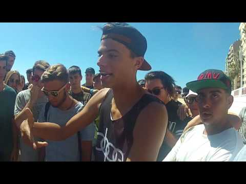 Russo Vs Beefrax - 16avos - 3º Clasificatoria Ultimate Battle