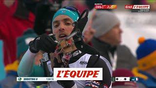 La France triomphe dans le relais mixte - Biathlon - CM - Pokljuka