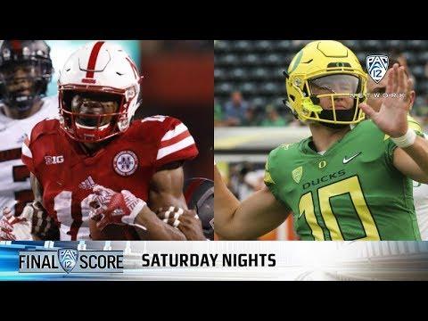 Nebraska-Oregon football game preview