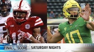 Pac 12 Network Nebraska-Oregon football game preview