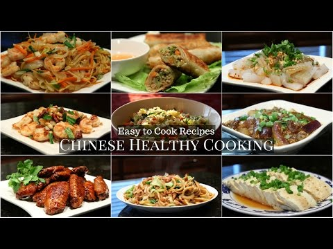 Chinese Healthy Cooking Channel Trailer 频道简介