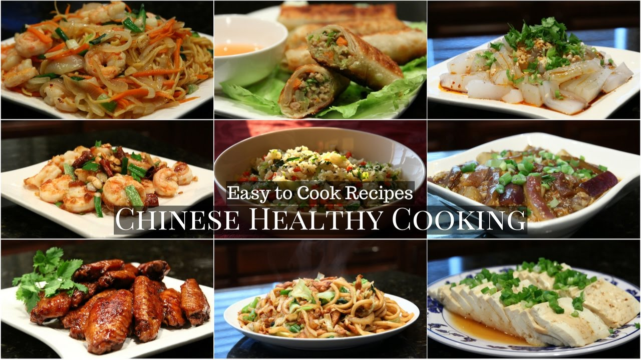 Chinese healthy cooking channel trailer youtube chinese healthy cooking channel trailer forumfinder Choice Image