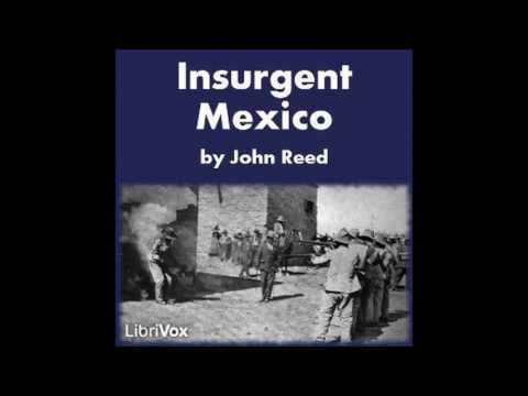 Insurgent Mexico by John Reed #audiobook