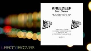 Knee Deep Feat. Shena - Mysterious (Fred Everything Lazy Dub)