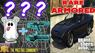 GTA 5 Online Glitches 1.37 *EASY* ''OFF THE RADAR WITH GUNS'' & RARE ''ARMORED RUINER'' (NIGHTRIDER)