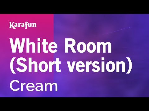 Karaoke White Room (Short version) - Cream *