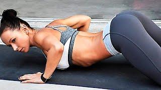 Упражнения для идеальных рук  Сжигаем жир