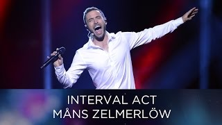 måns zelmerlöw – fire in the rain heroes eurovision song contest 2016
