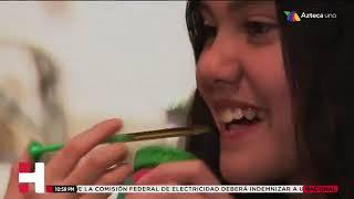 Reportaje TVAZTECA sobre el Parkinson y Epilepsia tratado con CBD