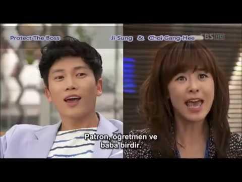 Kore dizi - Huysuz patron :)