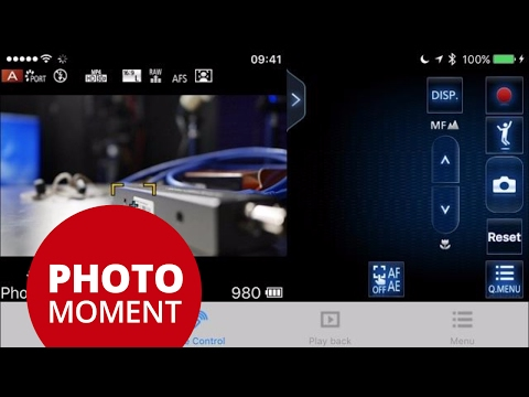 WiFi Camera Control on LUMIX Cameras ►Use Your Phone as a Remote Control for Your Camera