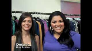 Kiyonna Clothing - Grecian Goddess Spring 2010 Plus Size Fashion Shoot!