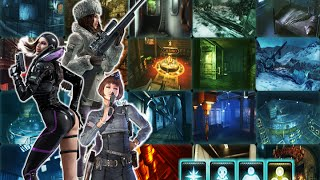 "Resident Evil Revelations: (HD) Full S-Rank ""Trinity Bonus"" Abyss Stages Completion!"