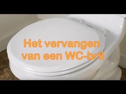 Wc Bril Xenos.Wc Bril Monteren