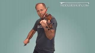 Fiddlerman Master Violin for Alexander