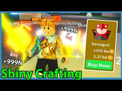 Buying The Demigod Max Rank! Pet Shiny Crafting! - Roblox Saber Simulator