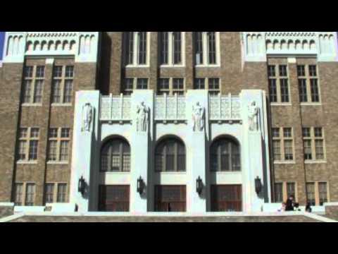 Desegregation of Central High School 2