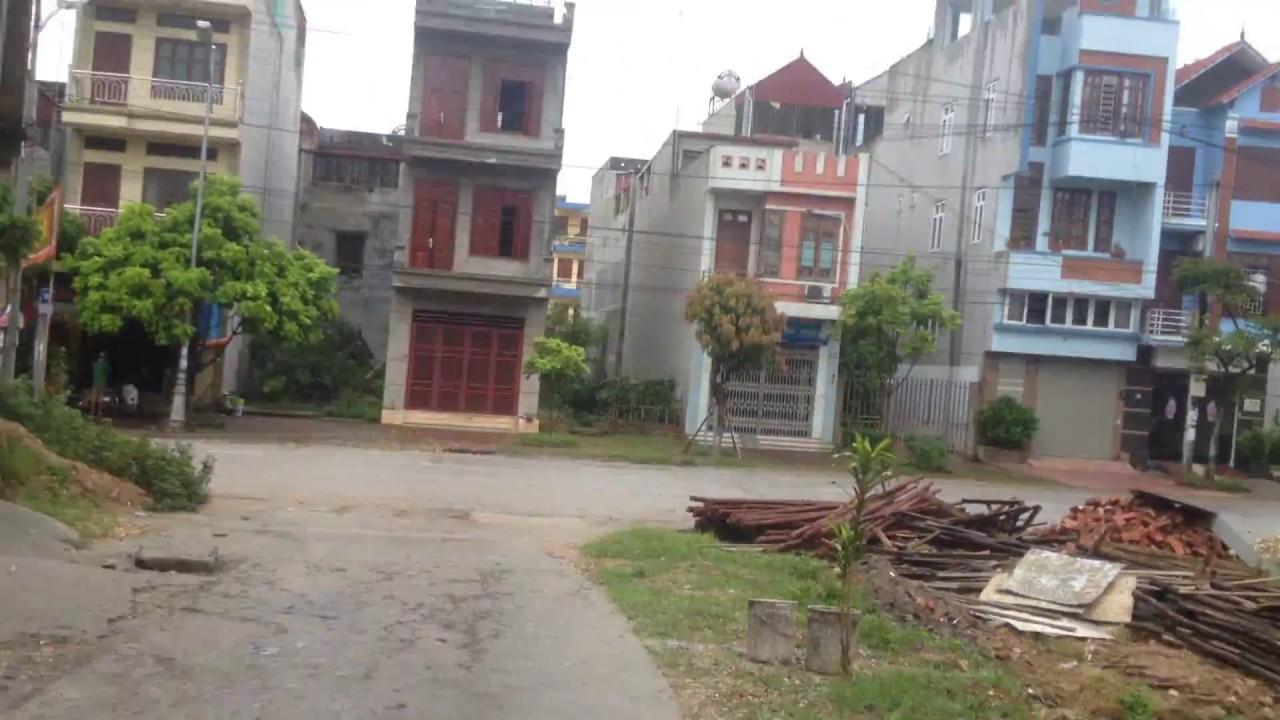Bất động sản Bắc Ninh – Bán lô đất Đông Nam làn 2 Bình Than giá 870 triệu