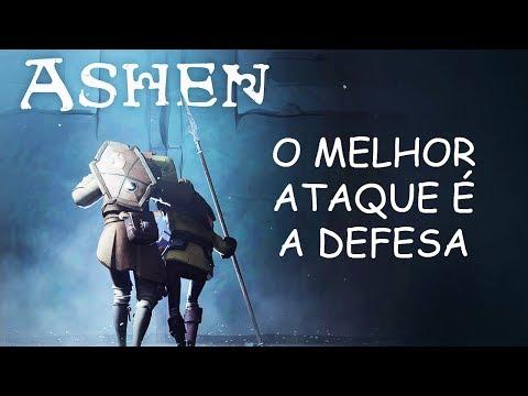 ASHEN #13 - O MELHOR ATAQUE É A DEFESA, POÇÃO NO MÁXIMO É UMA DELÍCIA thumbnail