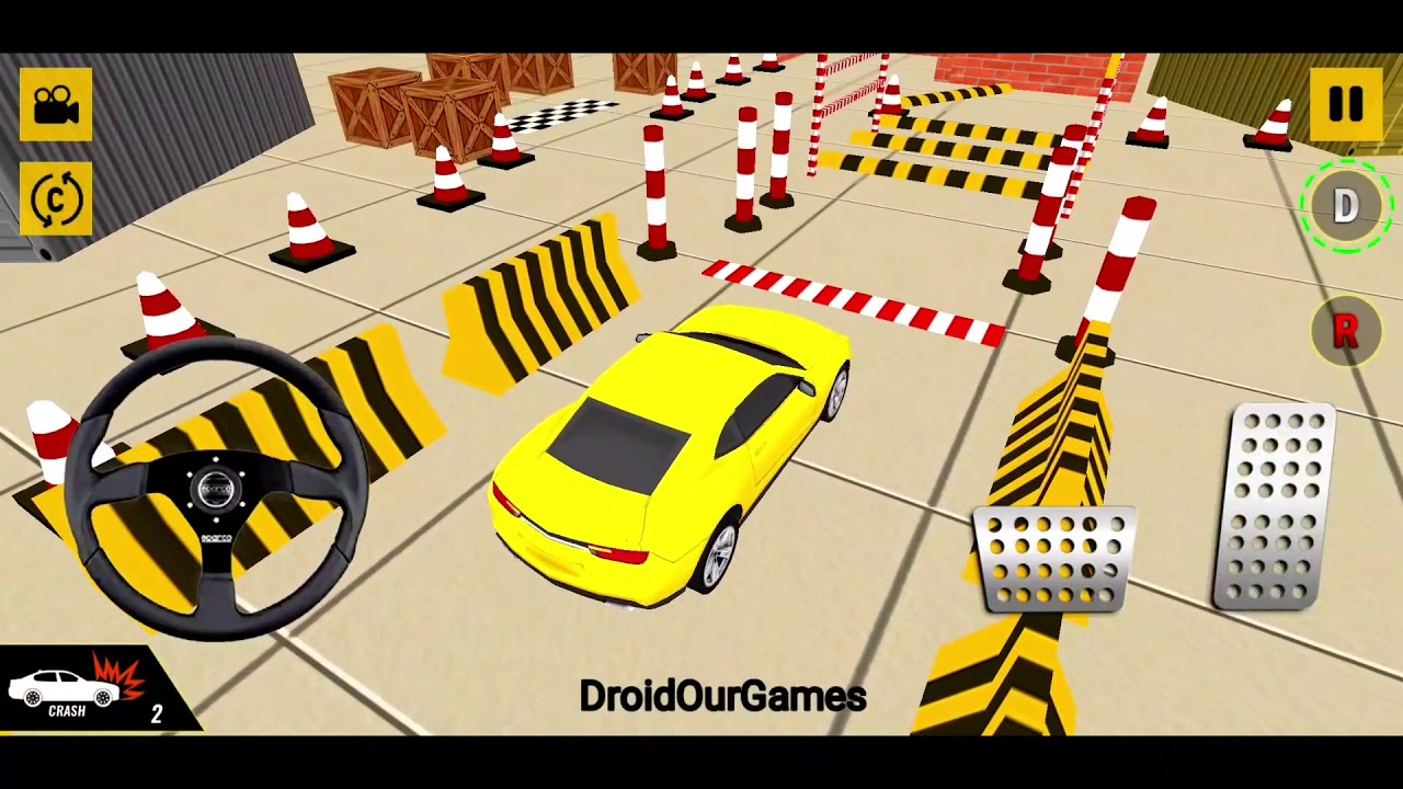 Modern Car Parking Simulator - Free Driving Car Games #1 Android gameplay