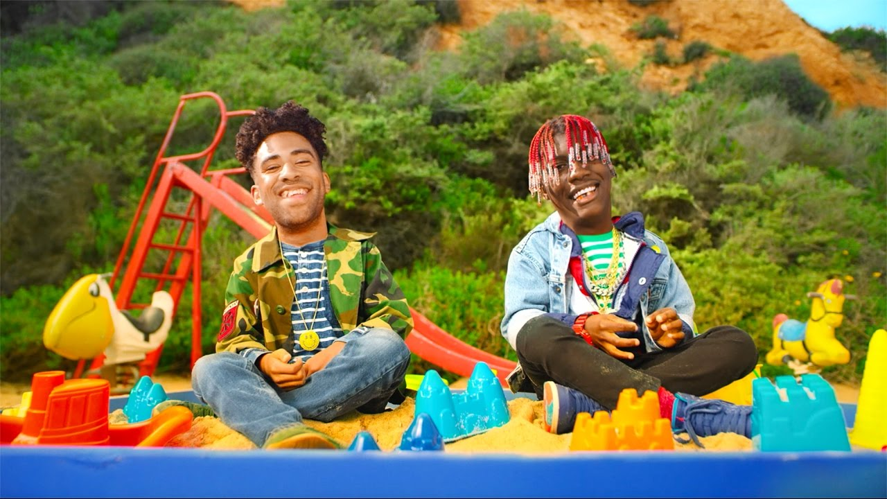 KYLE - iSpy feat. Lil Yachty [Official Music Video] #1