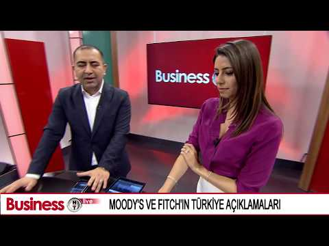 Döviz kurunda sert hareketlilik, Moody's ve Fitch'ten Türkiye açıklamaları