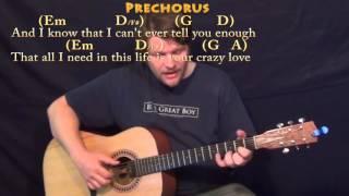 Die A Happy Man (Thomas Rhett) Fingerstyle Guitar Cover Lesson with Chords/Lyrics