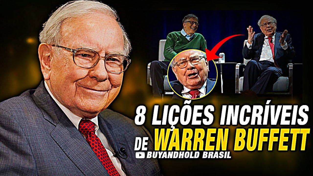 8 Lições de um Investidor Bilionário, com Warren Buffett [Legendado Back to School]