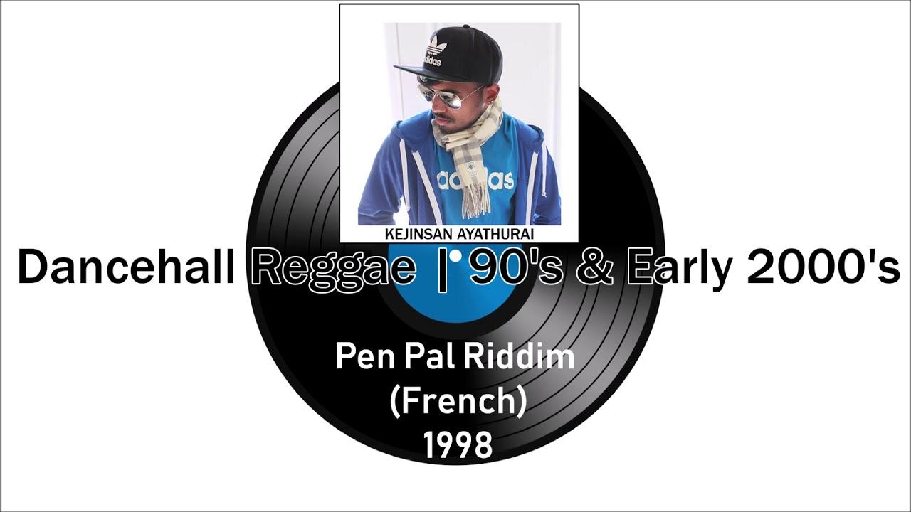 Angel Doolas & Captain Barkey - Pen Pal | Pen Pal Riddim (French) 1998  [RARE]