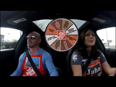 Car Pool Karaoke - Special Team Depot Episode