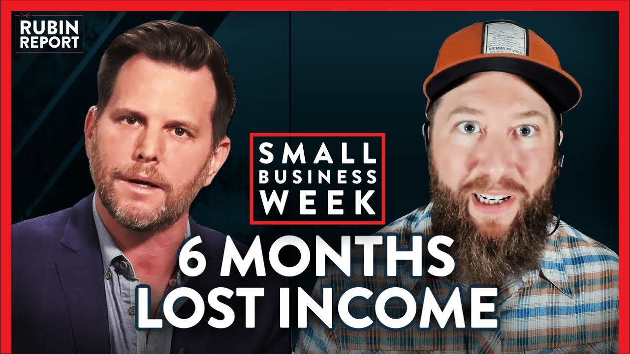 California Taxes, COVID, How Can Companies Survive? | Small Business Week | LIFESTYLE | Rubin Report