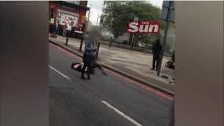 Aftermath Video of the Woolwich Butchers - FULL