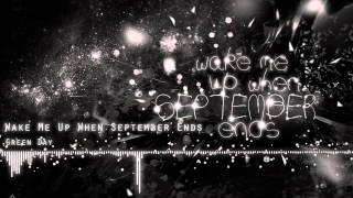 Nightcore - Wake Me Up When September Ends (Green Day)